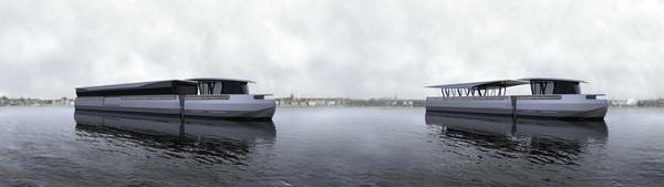 HKI SEABUS – морской автобус для Хельсинки