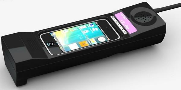 Retro Brick iPhone – док для iPhon