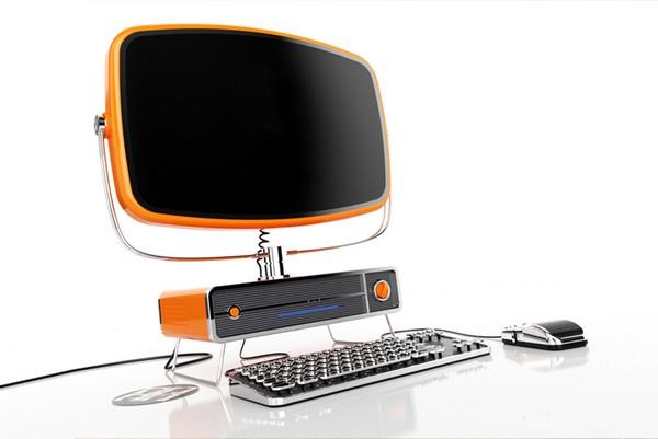Стимпанковый компьютер Philco PC