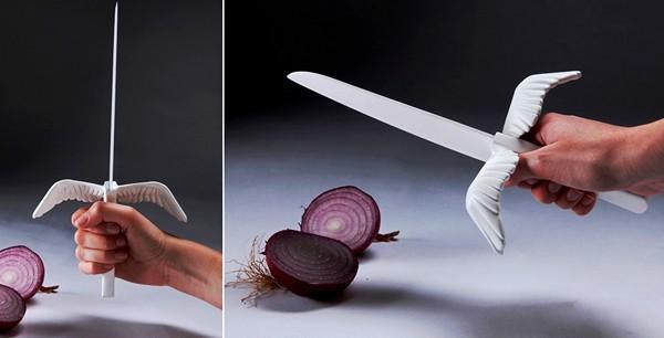 Рыцарский нож, который также входит в коллекцию кухонных инструментов Paraphrase