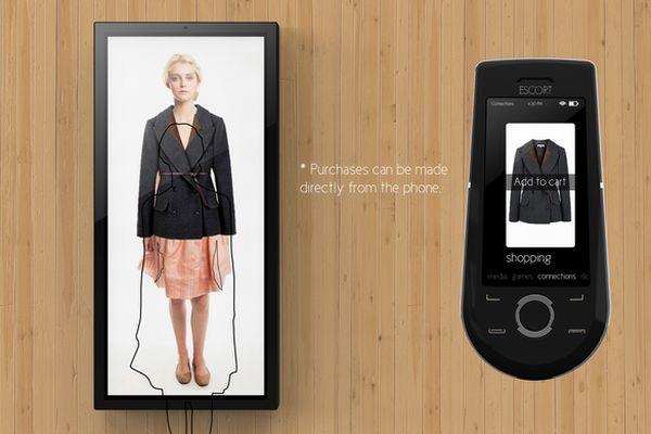 Escort Shopping Phone – телефон для шопинга