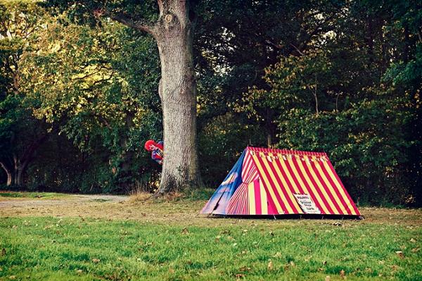 Эксклюзивные туристические палатки от FieldCandy