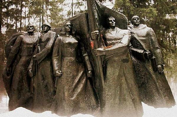 Парк Советского Периода Grutas Park