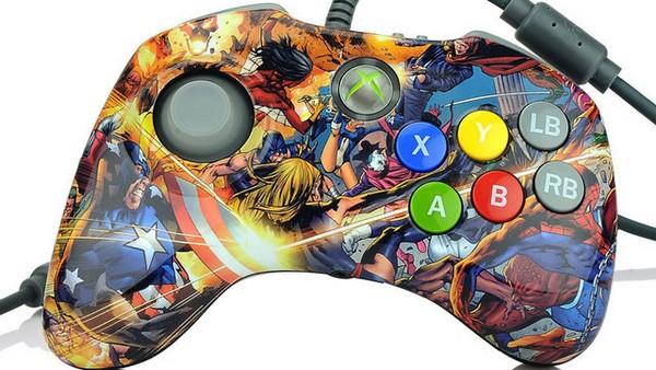 Игровой контроллер от Marvel