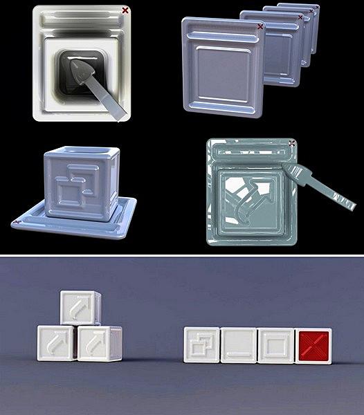 Керамические кружки Coffee_Interface mugs в стиле Microsoft Windows
