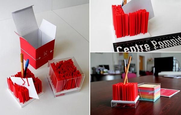 Канцелярский набор Кубикс (Cubics) для *организованного беспорядка*