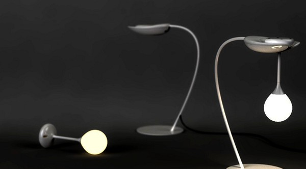 Drop Light - и фонарик, и люстра, и ночник