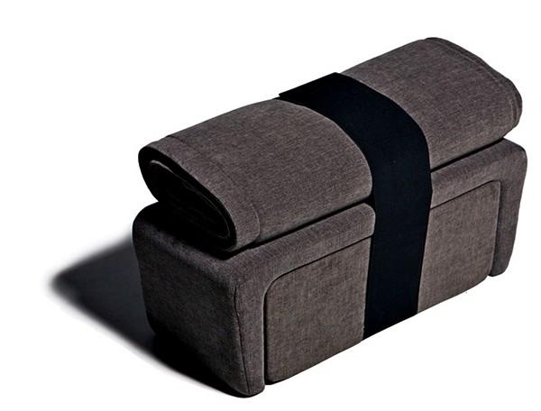 Nigiri pouf: пуфик, напоминающий суши-нигири