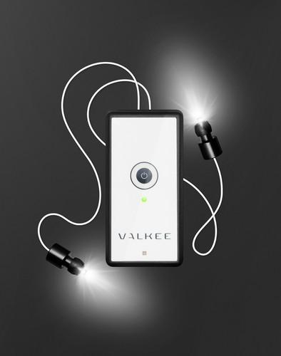 Valkee – наушники, которые светят в мозг