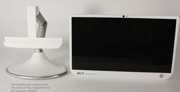 Acer Providence – компьютер для пожилых людей