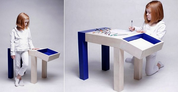 Animal Table, столик в виде зверушки