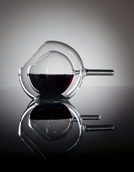 Дизайнерские бокалы rEvolution Wine Glass для употребления вина по-новому