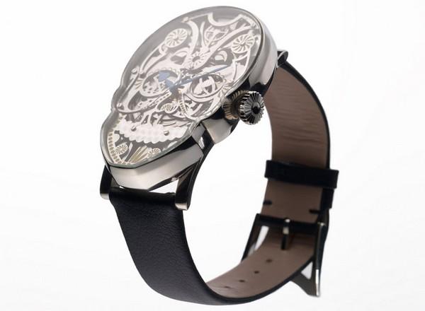 Memento Mori – часы в виде черепа