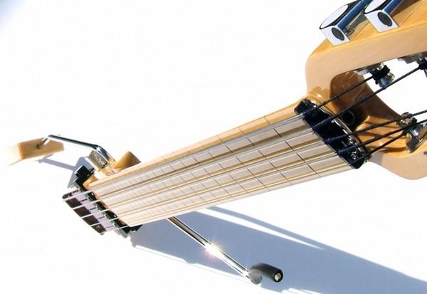 Ministar Travel Guitars – компактные гитары для мобильных гитаристов