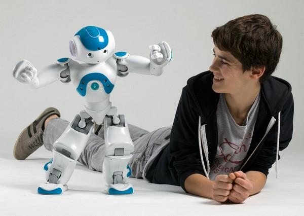 Nao – робот, так сильно похожий на человека