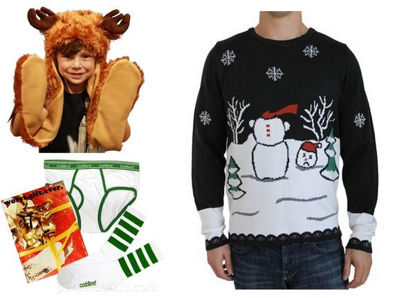 Обзор позитивных подарков к зимним праздникам