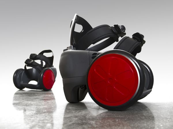 SpnKiX – электрообувь на колесиках