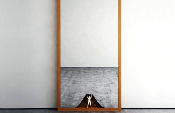 Креативные зеркала от Ron Gilad