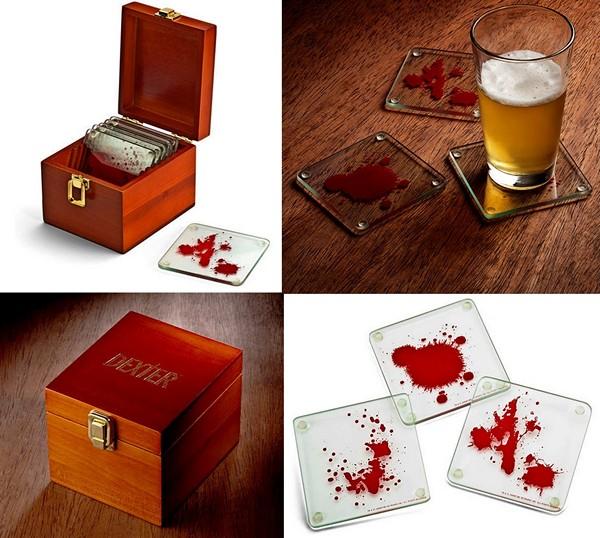 Кровожадные подставки из сериала Dexter