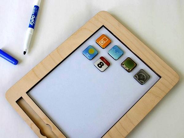 anaPad, детский планшет для рисования от компании Twigcreative