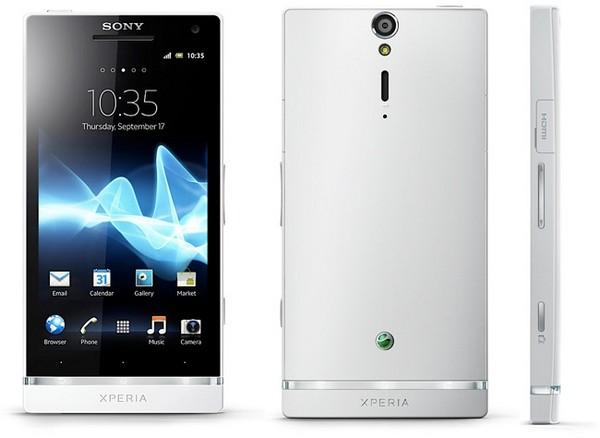 Sony Xperia S с HD-дисплеем