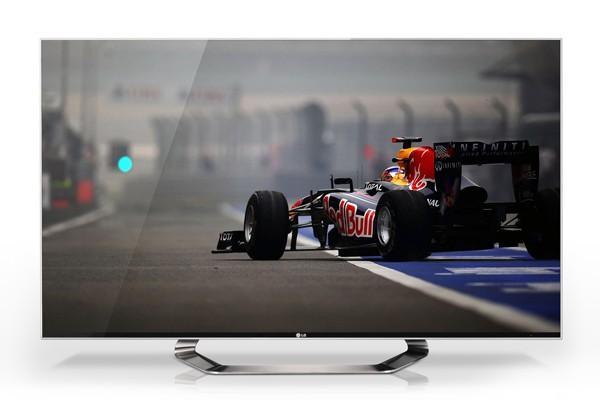 LG CINEMA 3D Smart TV – телевизор с рамкой в 1 мм