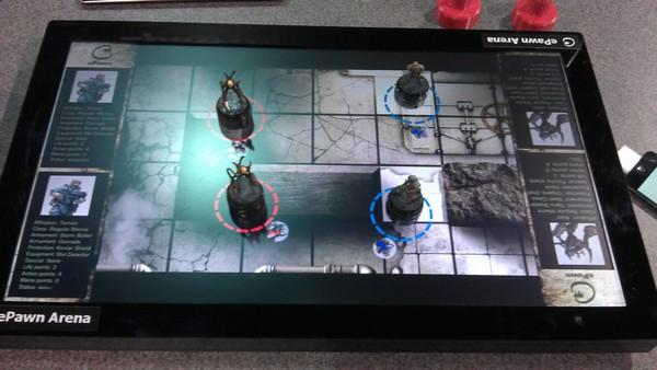 ePawn Arena – цифровая настольная игра
