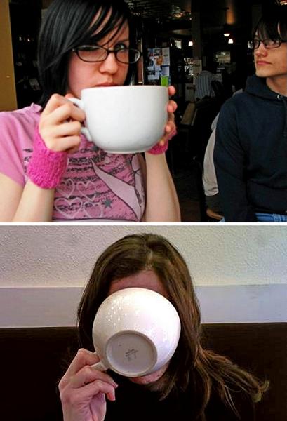 Одна вместо двадцати: гигантская чашка World's Largest Coffee Cup