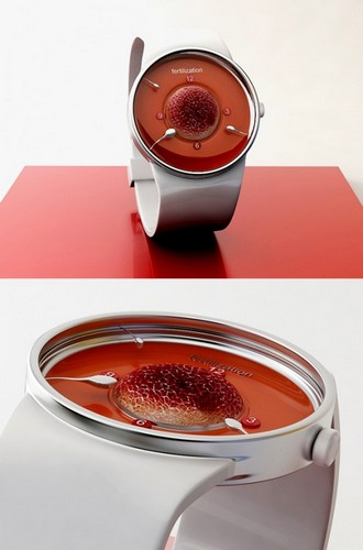 Часы Fertilization Watch