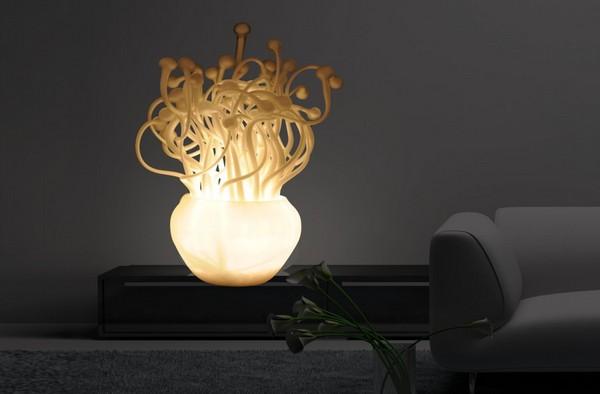 Светильники Spermatozoi Collection