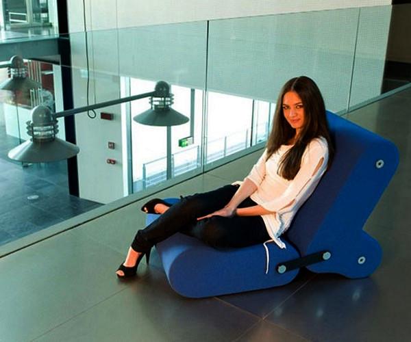 Multichair, кресло-трансформер, форму которого можно изменять