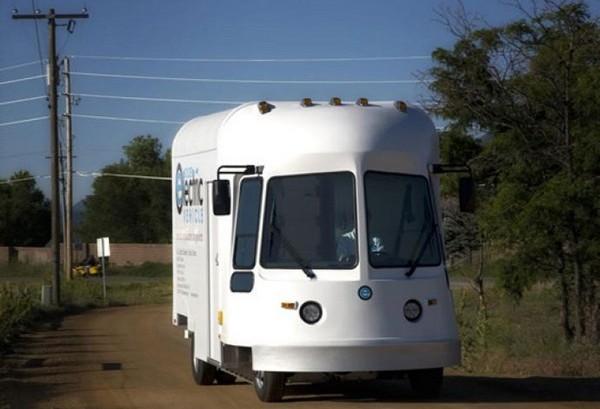 Boulder EV – первый электрический грузовик
