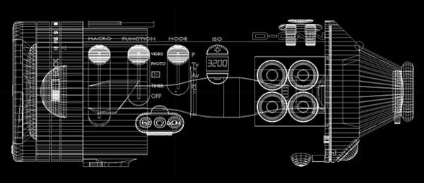 D-CAN – форма фотоаппарата будущего