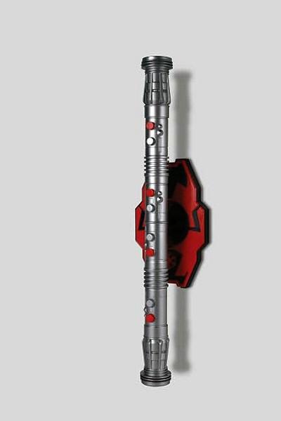 Световой меч как у Дарта Мола (Darth Maul) в качестве ночника