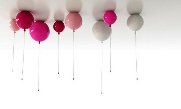 Воспоминания о детстве, или воздушный шарик под потолком