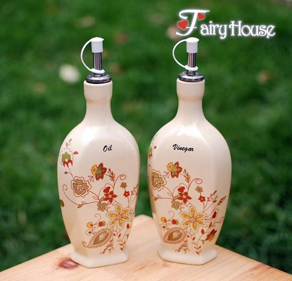 Стильные и оригинальные наборы бутылочек для приправ