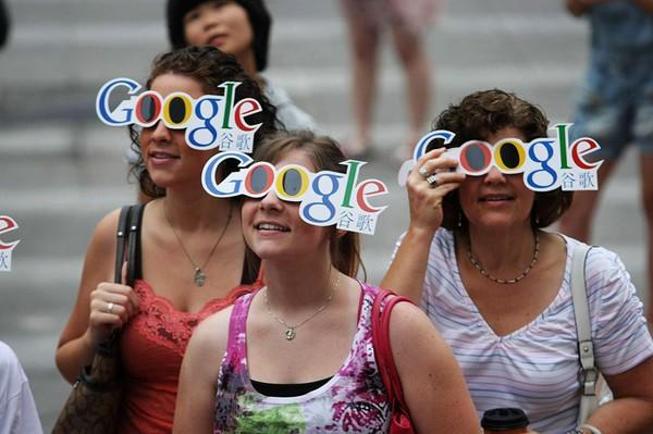 Интерактивные очки от Google