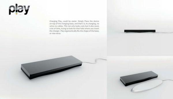 Motorola Play – телефон с «закрылками»