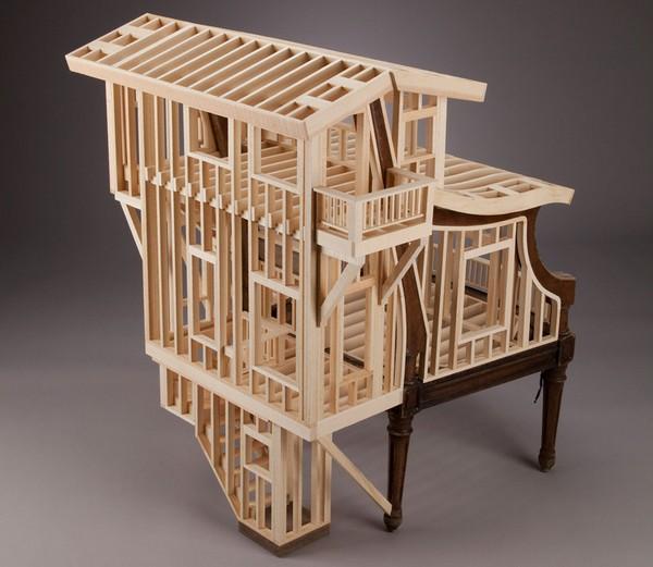 Креативное кресло Sit Stay - мебель или арт-объект?