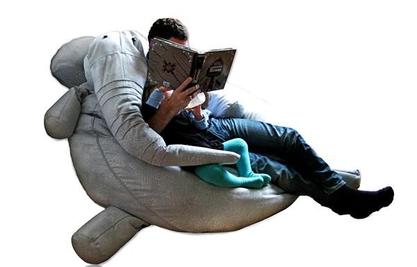Кресло-мешок TANTO, и мебель, и игрушка