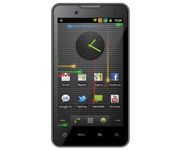 Смартфон-«лопата» с двумя SIM-картами и Android: Highscreen Yummy Duo