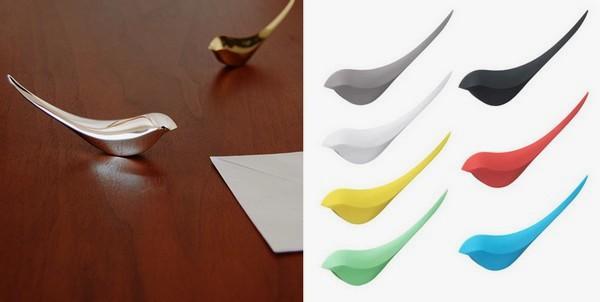 Нож-птичка Birdie для разрезания бумаги
