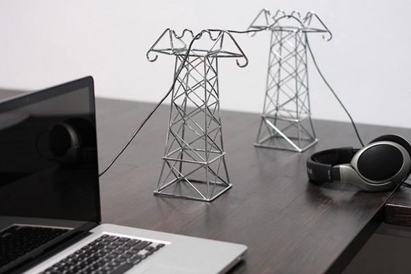 Миниатюрная домашняя ЛЭП Power Lines