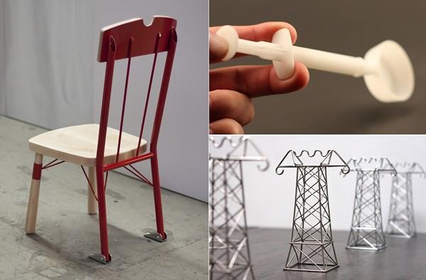 Дизайнерские предметы быта от Даниэля Балу (Daniel Ballou)