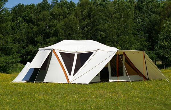 Holtkamper Flyer Tent – палатка-дом