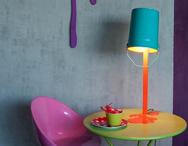 Oups Lamp от Nathalie Bernollin. Светильник как арт-объект и предмет интерьера