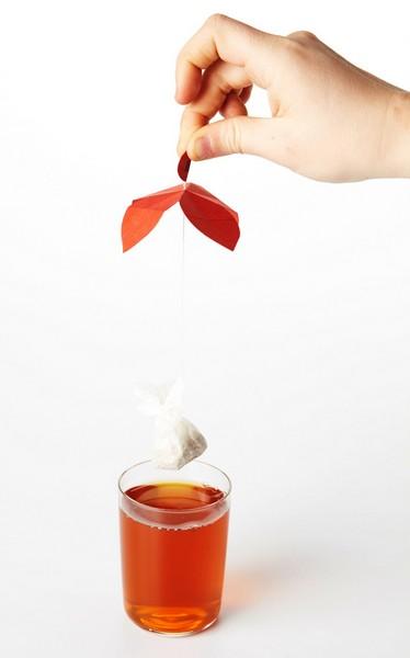 Креативная чайная упаковка Simply T