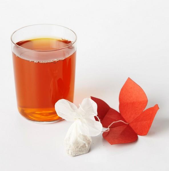 Упаковка для пакетиков чая. Simply T от Maria Milagros Rodriguez Bouroncle