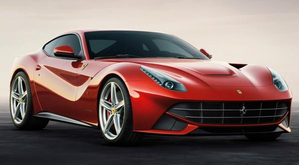 F12 Berlinetta – самый быстрый автомобиль от Ferrari