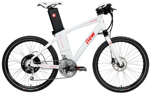 Электрический велосипед Flow E-bike